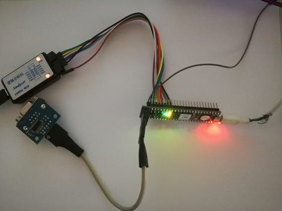 Logic Analyzer Project from Digilent Design Contest