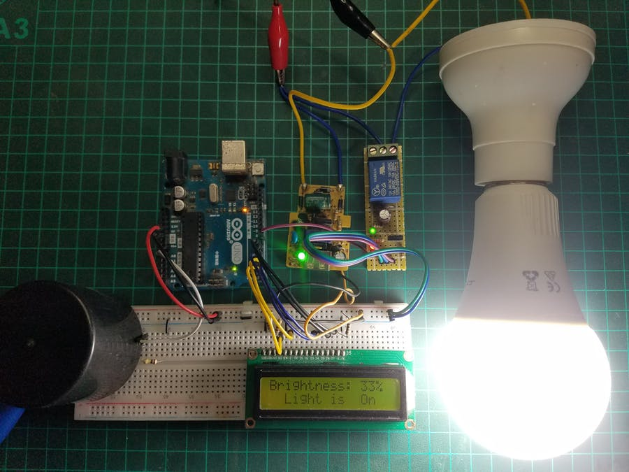 Automatic Light Control