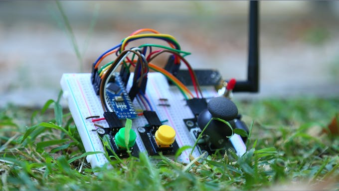 Fig. F - Rescue robot's operator console