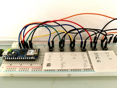 Control Your SONOS with Arduino and NODE-RED