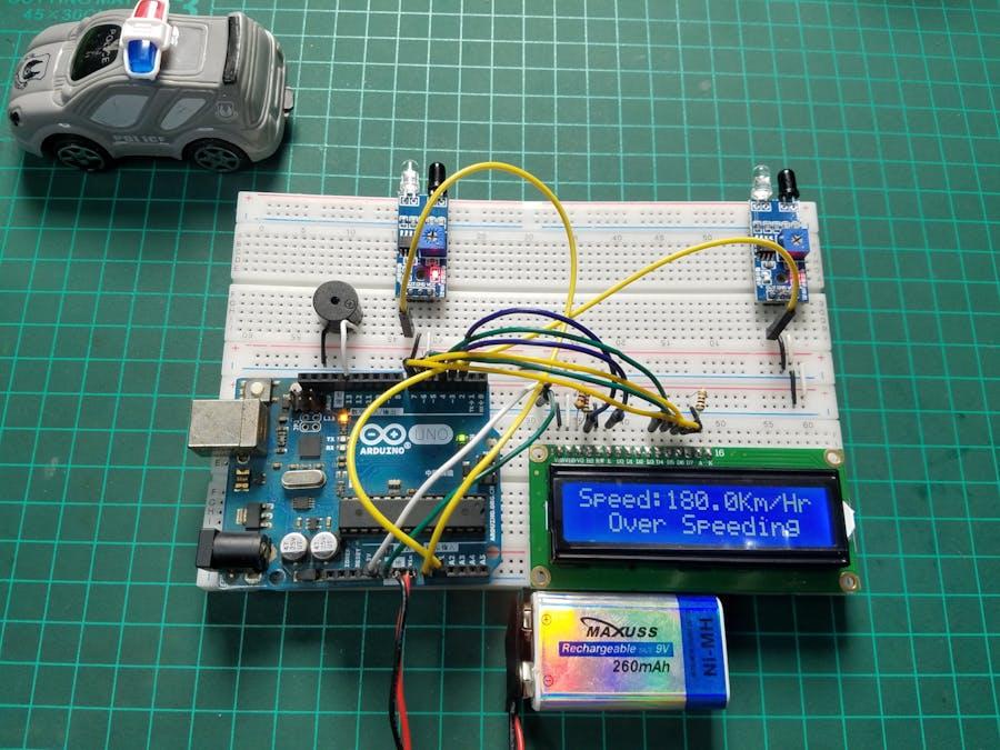 Car Speed Detector