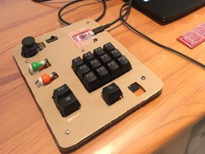 Advanced Macro Keyboard