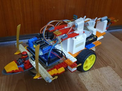 Easiest Bluetooth car using Arduino and MIT app inventor