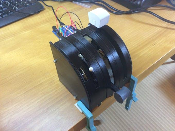 Trim wheel, throttle and flaps modules