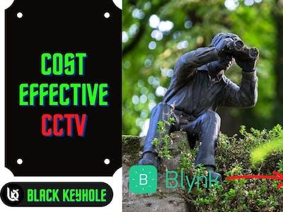 ESP32 Cam Surveillance|DIY CCTV