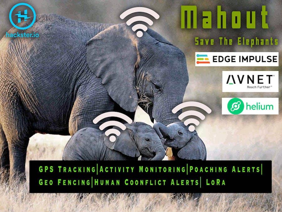 Mahout - Save The Elephants