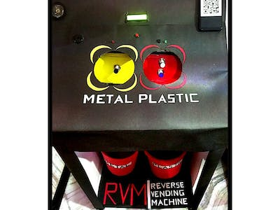 Reverse Vending Machine (RVM)