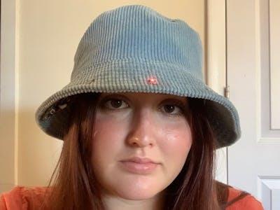 Blinking Light Bucket Hat