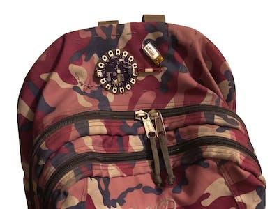 Backpack Weight Sensor