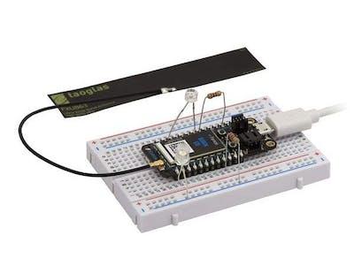 Particle Boron LTE Kit & Telnyx SIM Setup Guide