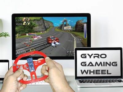 PCB Gyro Gaming Wheel