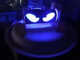 Halloween Scare Lightning Effect