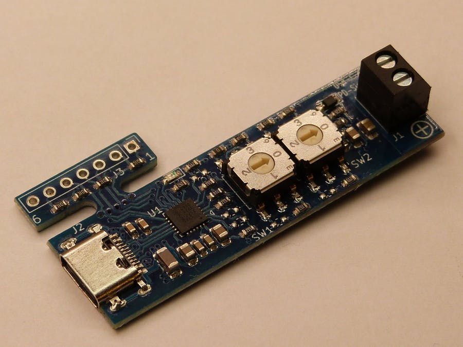 USB-C PD Sink CYPD3177