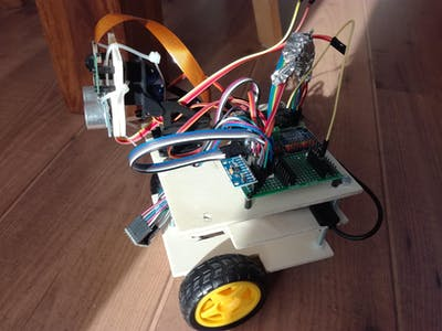 Rpibot - About Learning Robotics