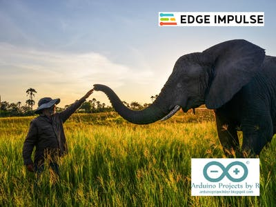 ML Model to differentiate between Humans and Elephants