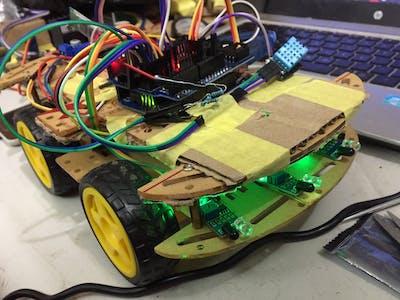 Project Arva (Autonomous Emergency Bot concept)