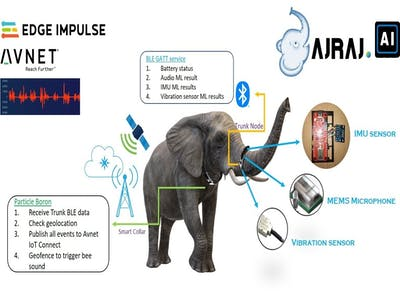 Gajraj AI - AI Elephant Tracking and Monitoring