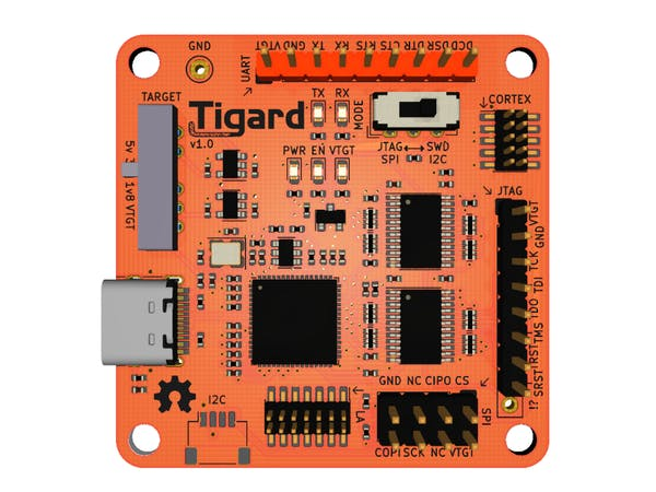 Tigard Is Here to Bust Open Any Embedded Physical Interface You Can Find!