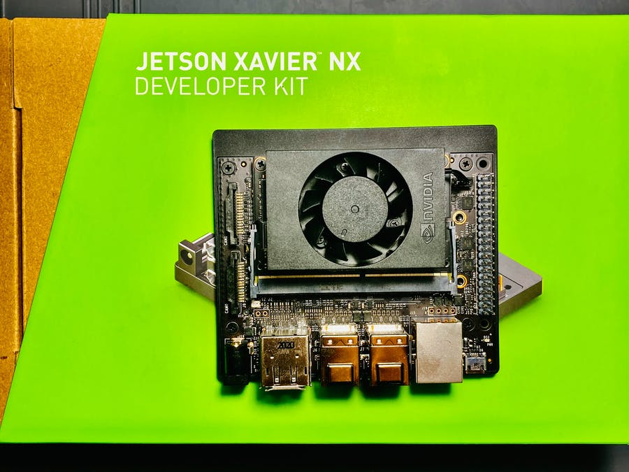 Getting Started with NVIDIA Jetson Xavier NX Developer Kit