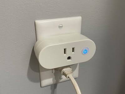 Hack a GE Smart Outlet
