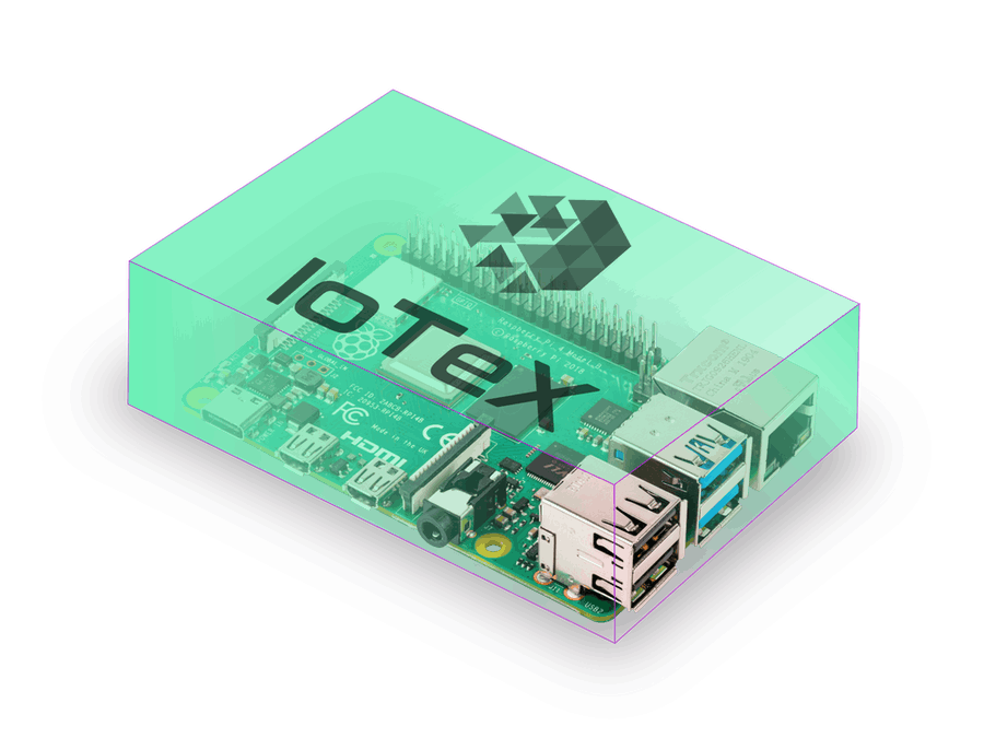 Turn a Raspberry Pi into an IoT Blockchain Gateway