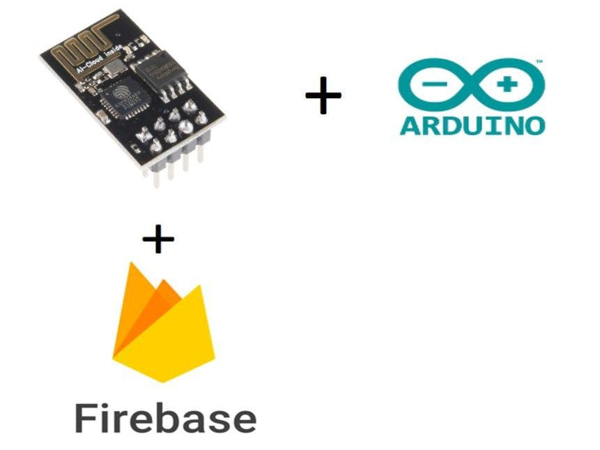 Connecting ESP8266 to Firebase to Send & Receive Data