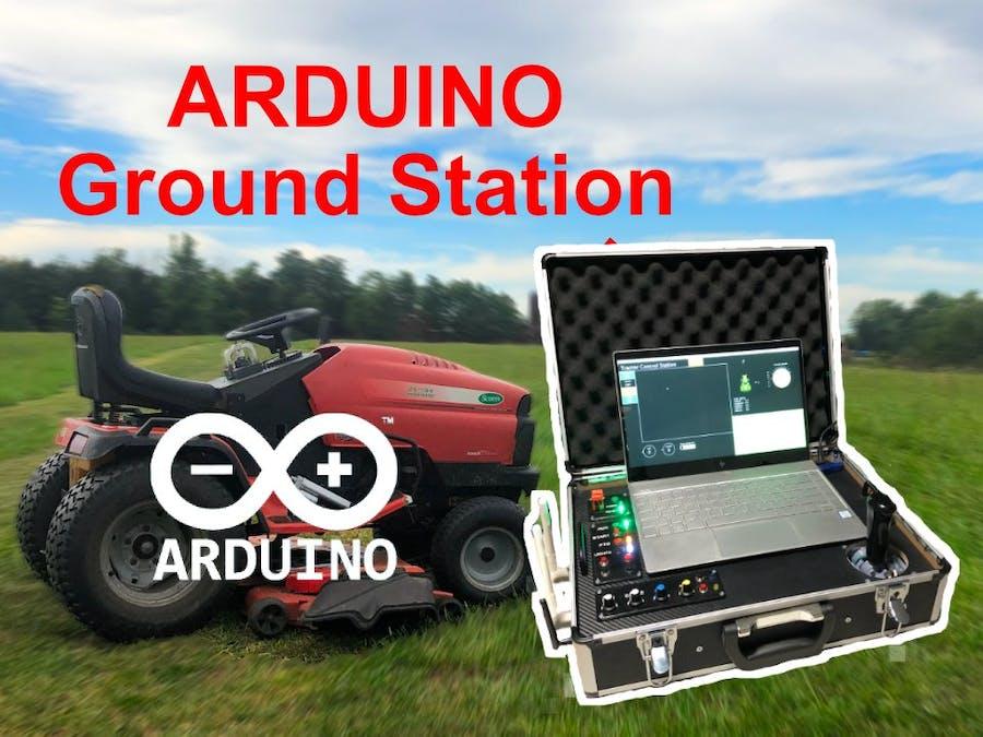 Arduino RC Ground Station