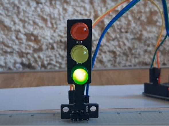 Arduino How to Control Traffic Lights