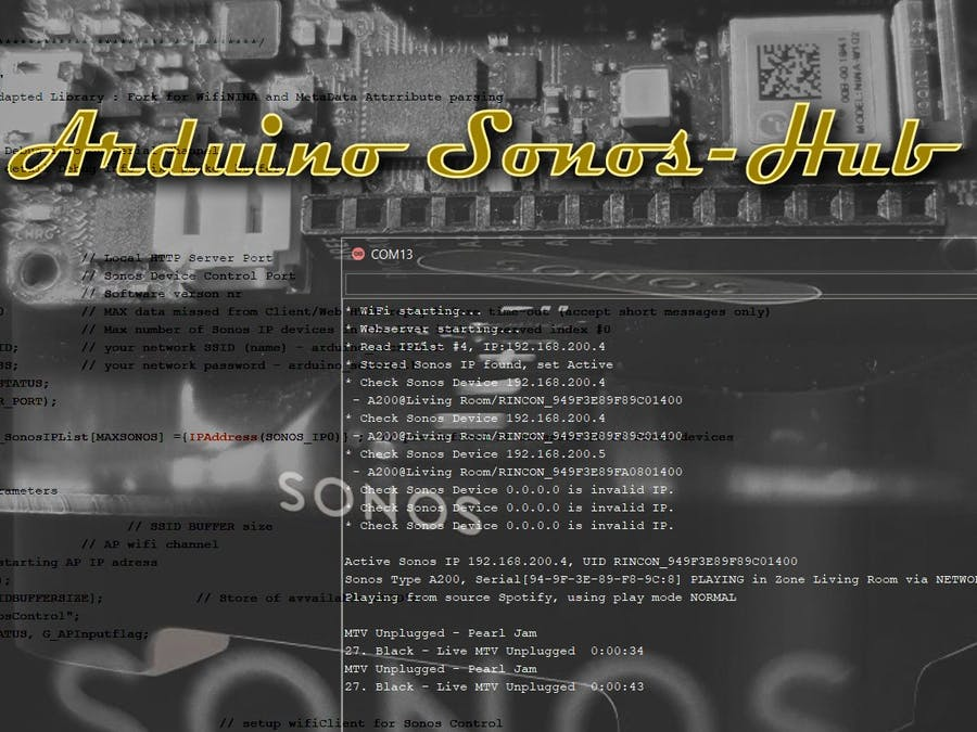 Sonos Hub
