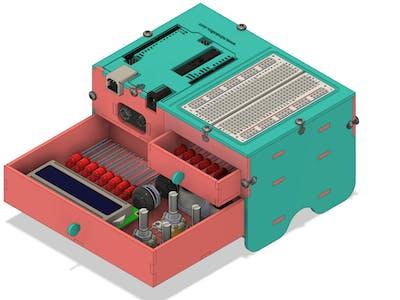LAM - Laboratory Arduino Mobile