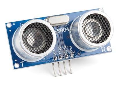 Using the Ultrasonic Distance Sensor the Easy Way!