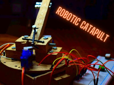 The Robotic Catapult