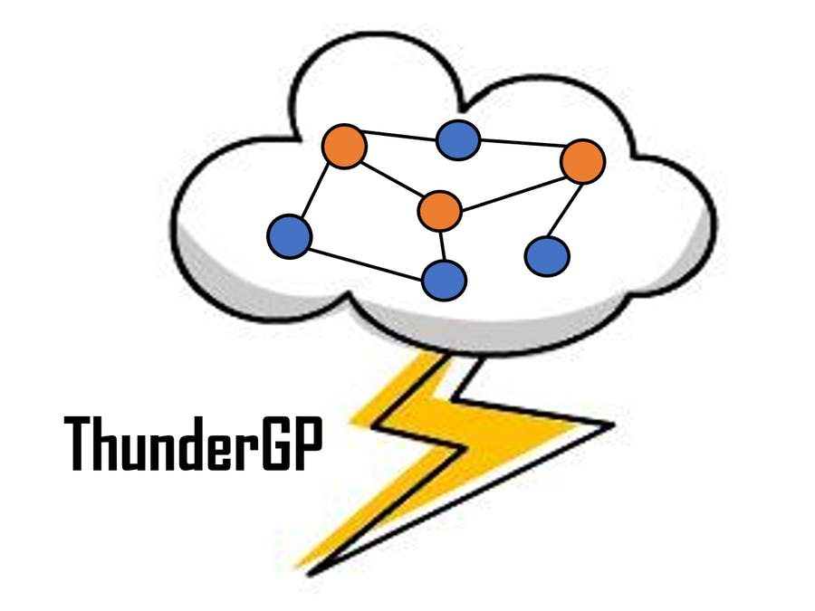 ThunderGP: HLS-based Graph Processing Framework on FPGAs