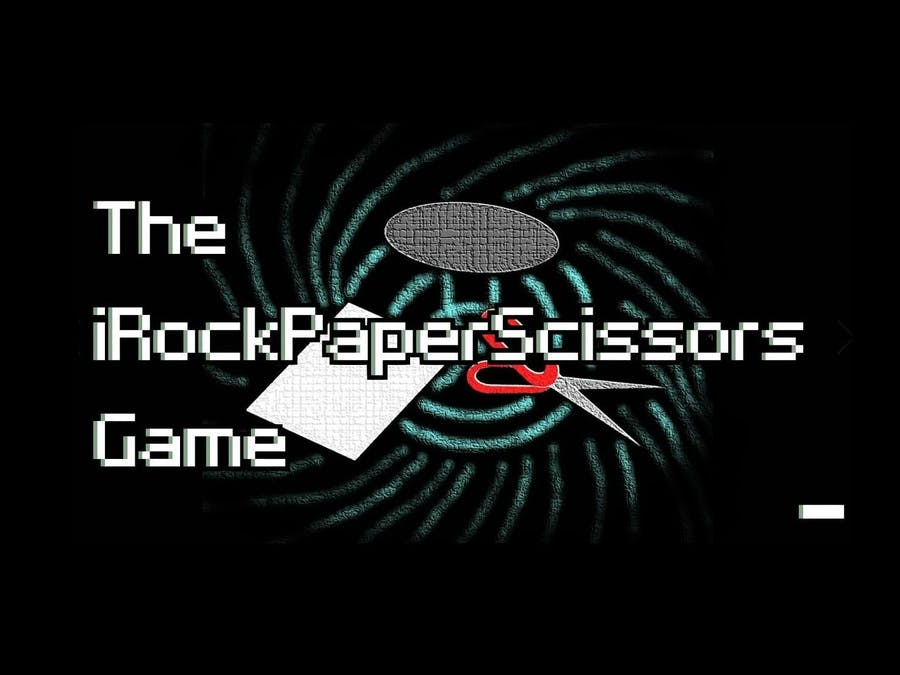iRockPaperScissors - The Particle Argon Game