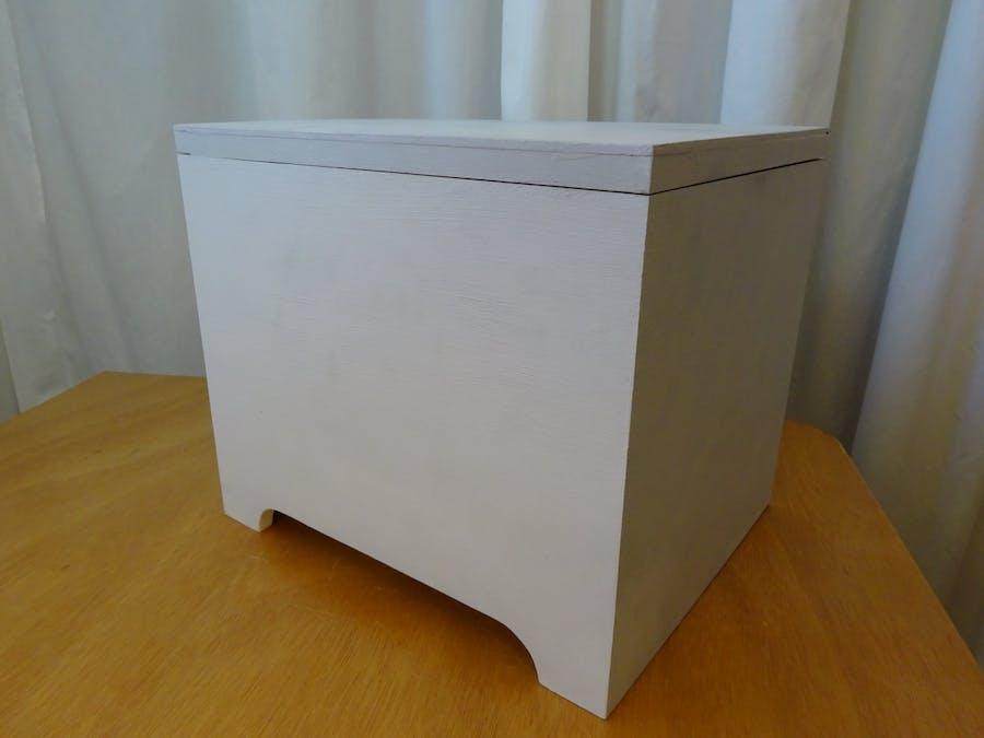 MEGR3171 Tamper-Sensing Secure Box