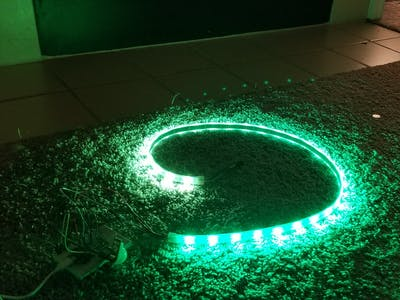 LED Light Control