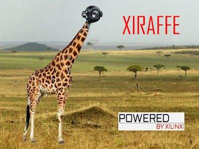 Xiraffe - Smart Wildlife Observatory/Sentry on a mast