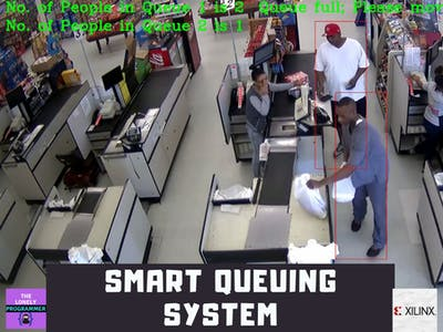 Smart Queuing for Retail