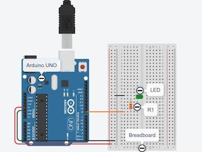 Virtual Arduino Simulation