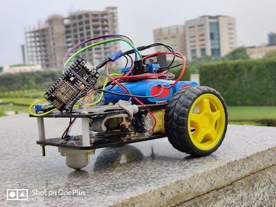 Obstacle Avoiding Robot Using Arduino with Ultrasonic Sensor