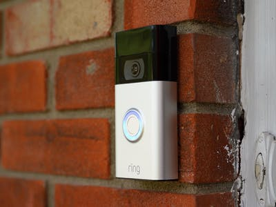 Hands-Free Doorbell with SMS Alert