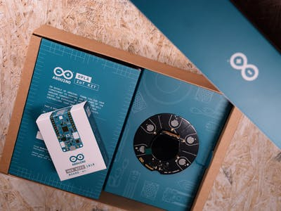 Make Your World Smarter with the Arduino Opla
