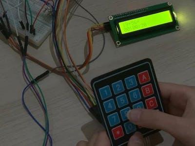 Arduino SpeedMath Game