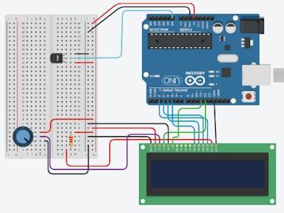 Virtual Arduino Simulation #2