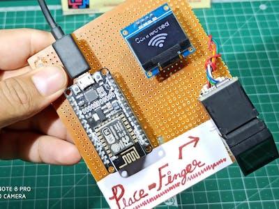IoT Based Fingerprint Biometric Attendance