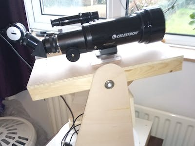 Computerised Telescope/Camera Tracking System