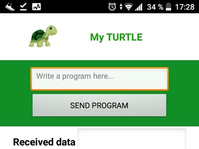 MyTurtle: self-learning robot (Part 4 - Android app)