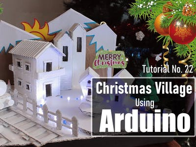 Arduino Christmas Village