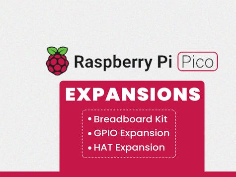 Complete guide of Raspberry Pi Pico and its expansions