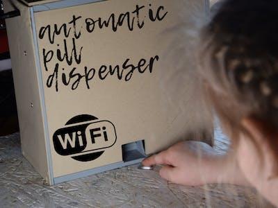 DIY Automatic Pill Dispenser